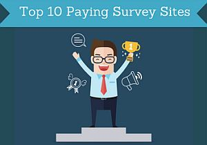 top 10 paying survey sites list