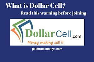 What is Dollar Cell