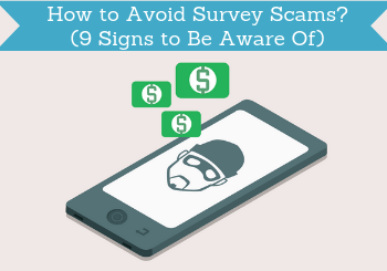 how to avoid survey scams header