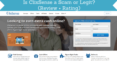 Is ySense (aka ClixSense) a Scam? (2019 Review + Full Guide)