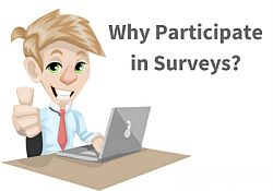 why participate in surveys?