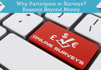 why participate in surveys header