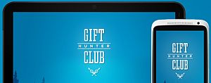 Gift Hunter Club logo