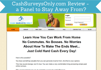 cashsurveysonly com review header
