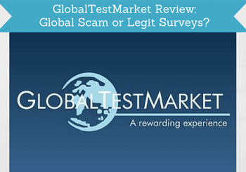 is global test market a scam