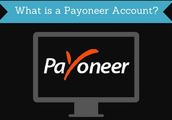 What is a Payoneer account featured