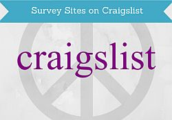 craigslist survey sites