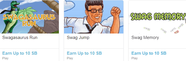 swagbucks games examples