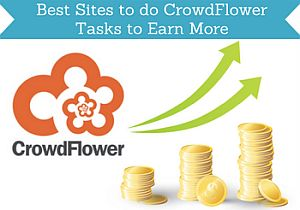 best sites to do crowdflower tasks