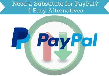 need a substitute for paypal featured