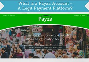 what is a payza account