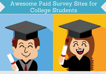 paid surveys for college students featured