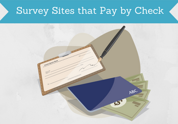 survey sites that pay by check featured
