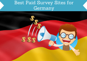 Best Paid Surveys For Germany Header