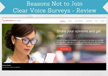 clear voice surveys review