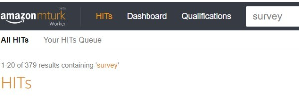 Can You Make Money on Amazon MTurk Surveys?