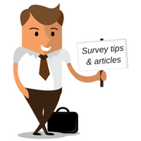 survey tips and articles