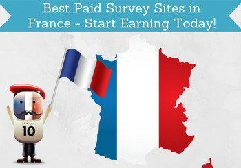 best paid survey sites in france