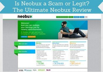 is neobux a scam or legit