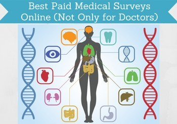 best paid medical surveys online