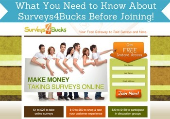 surveys4bucks review