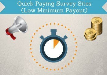 quick paying survey sites