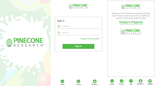 pinecone research app