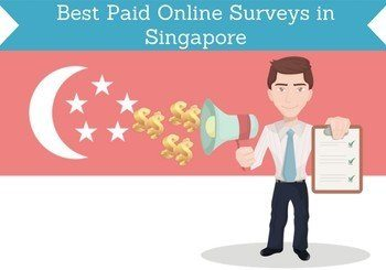 best paid online surveys in singapore