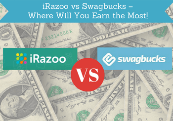 irazoo vs swagbucks