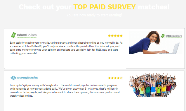 survey voices panel examples