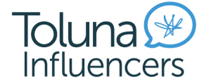 toluna influencers logo