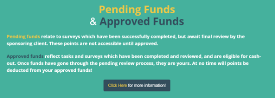 pending vs approved funds