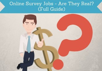 are online survey jobs real header