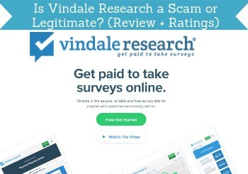 is vindale research a scam review header