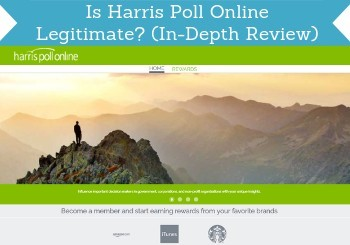 is harris poll online legitimate review header
