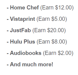 paid email examples inboxdollars