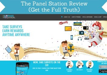 the panel station review header