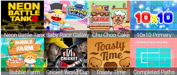 cinchbucks games examples