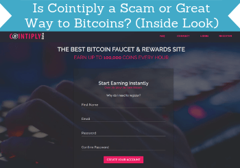 is cointiply a scam review header