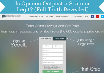 is opinion outpost a scam review header