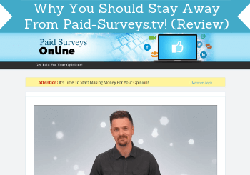 paid surveys tv review header