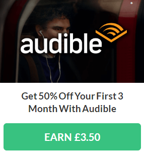 audible offer on ohmydosh