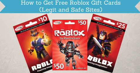 How To Get Free Roblox Gift Cards 6 Legit And Safe Sites - how to buy roblox gift cards in philippines