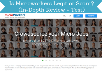 Is Microworkers Legit or Scam? (In-Depth Review + Test)