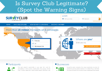 Is Survey Club Legitimate? (Spot the Warning Signs)