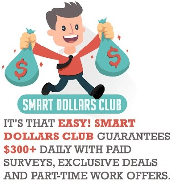 smart dollars club guarantee