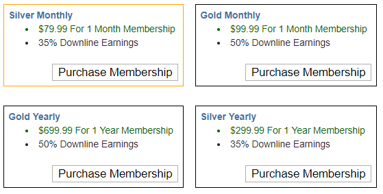 seven dollar click membership options