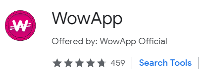 wowapp browser extension