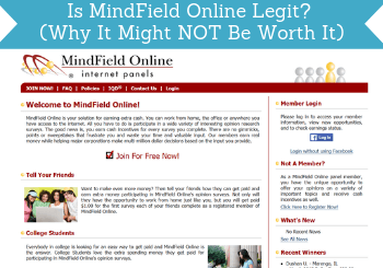 Is MindField Online Legit? (Why It Might NOT Be Worth It)