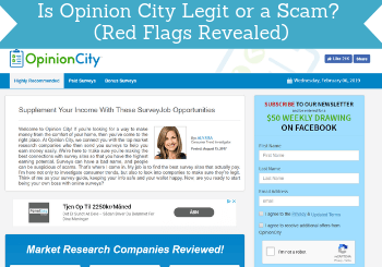 is opinion city legit review header